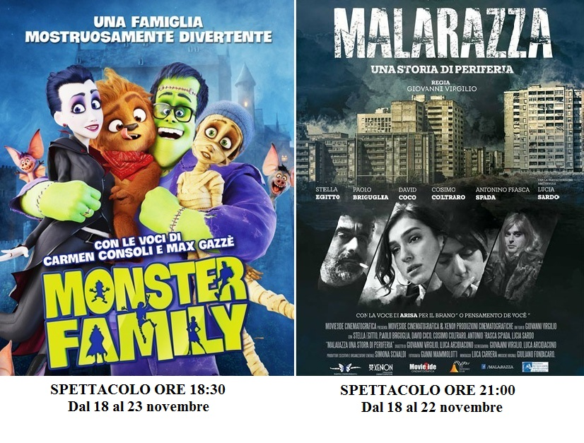 monster family & malarazza
